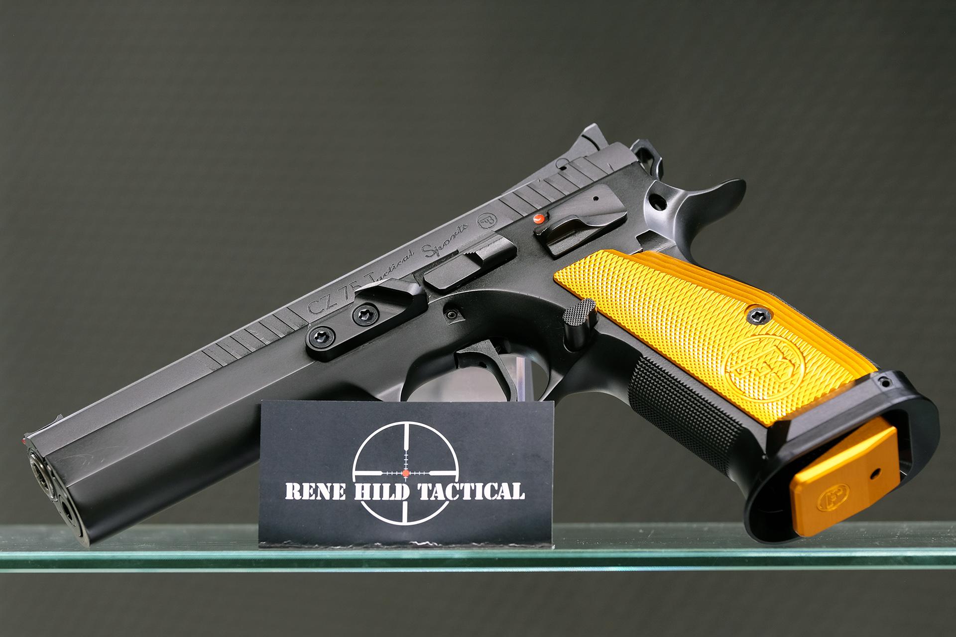 Pistolen – RENE HILD TACTICAL