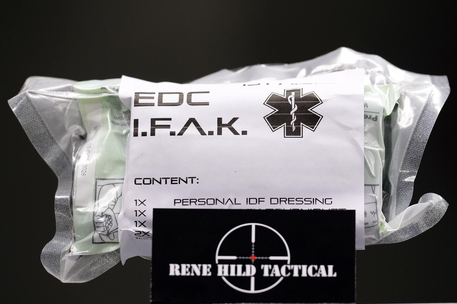 I F A K  «Individual First Aid Kits»