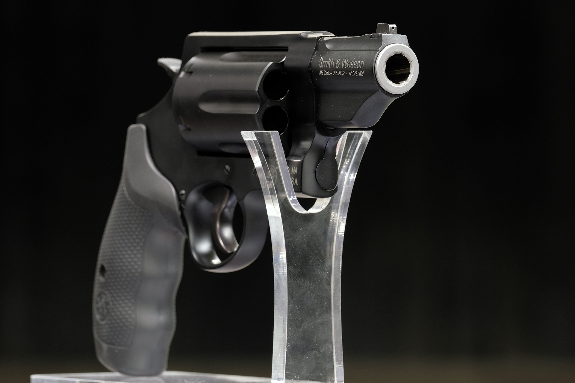 S&W Modell GOVERNOR – RENE HILD TACTICAL