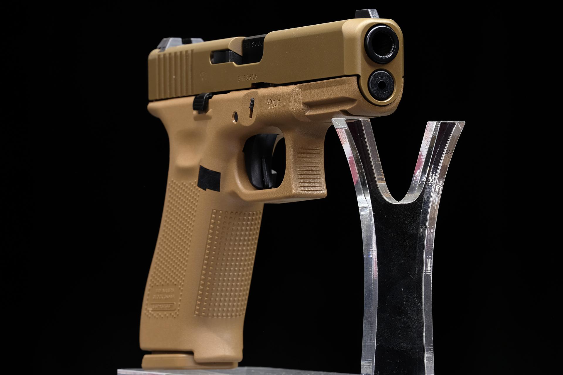 Glock 19X Gen.5 – RENE HILD TACTICAL