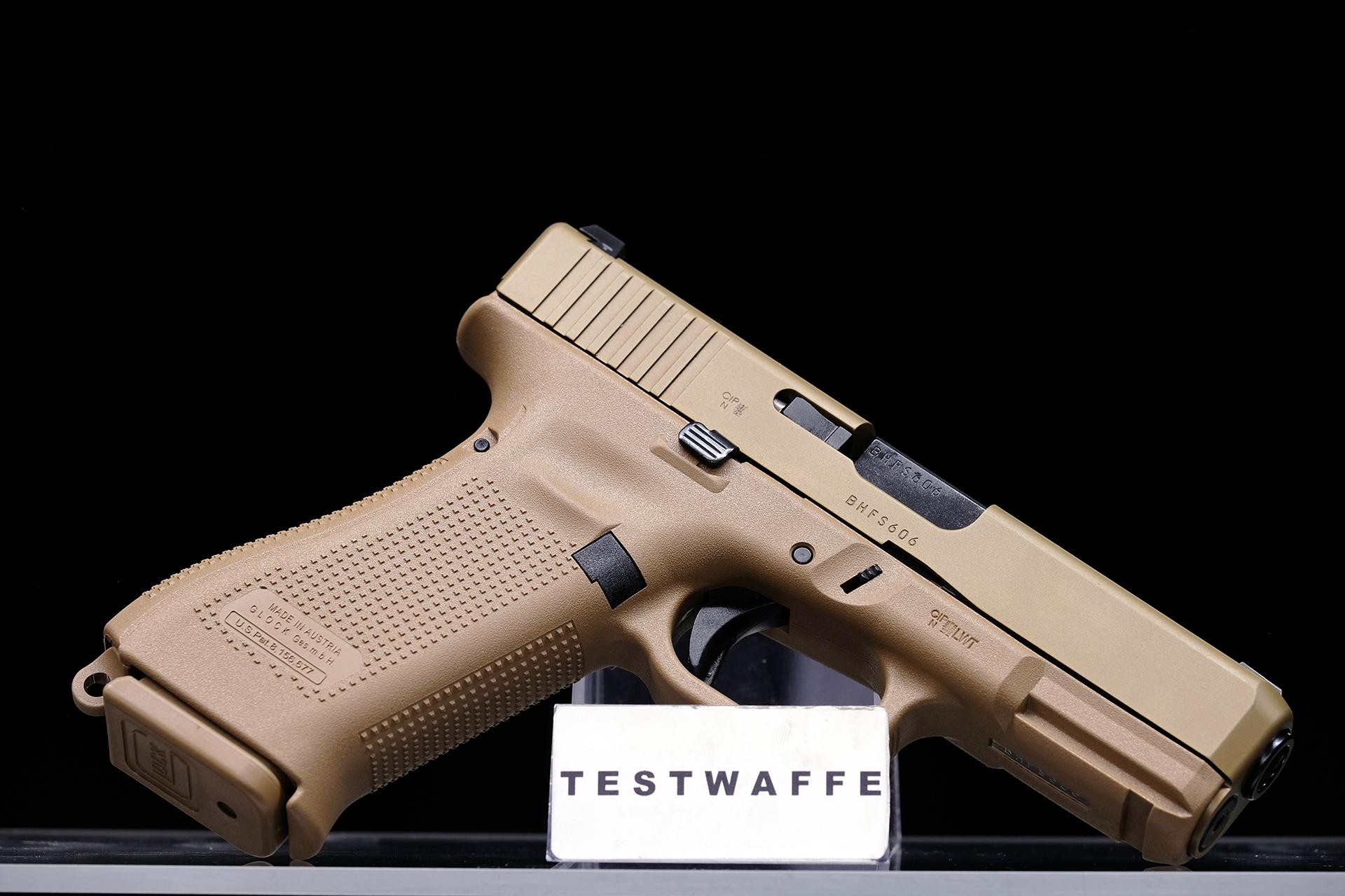 Glock 19X Gen. 5 – RENE HILD TACTICAL