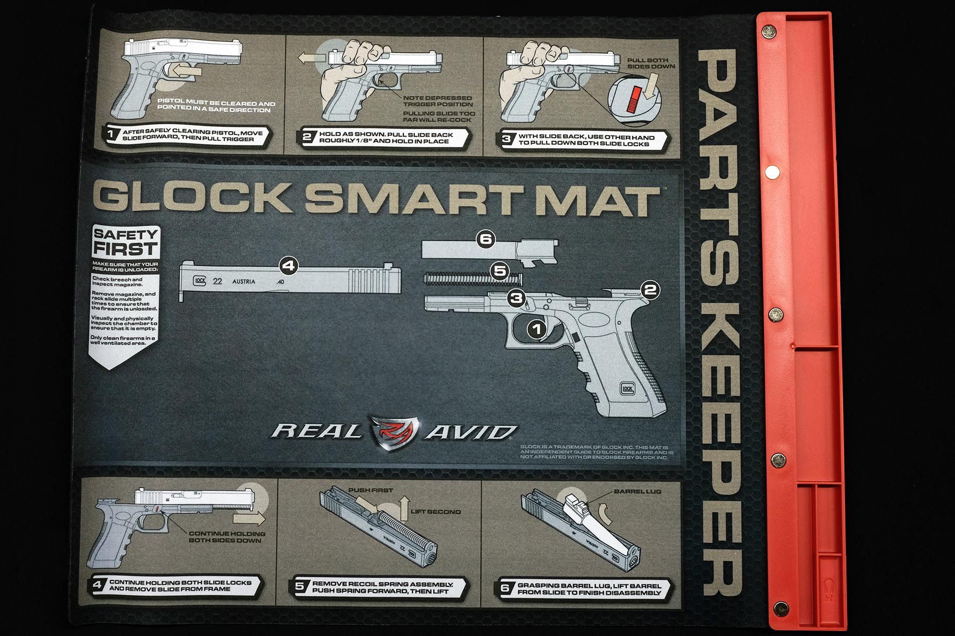 Waffenpflege Rene Hild Tactical