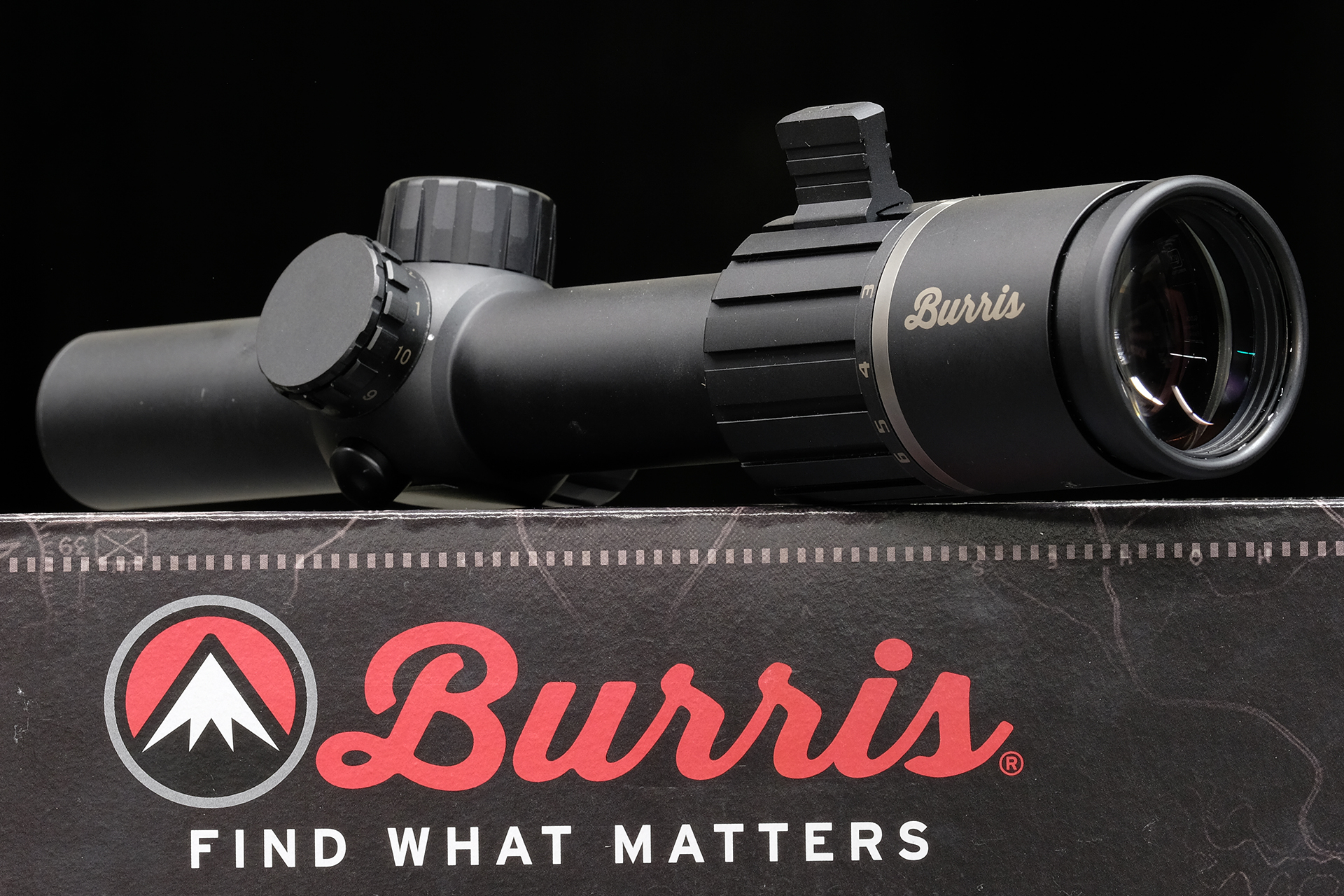 Burris rt u rene hild tactical